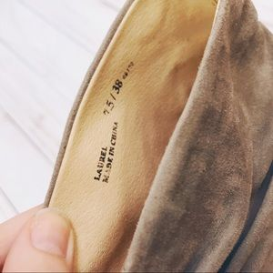 Chinese Laundry Shoes - • Kristin Cavallari Chinese Laundry Gray Booties •